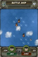 Screenshot of SEA BATTLE LITE
