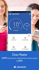 Clean Master (Speed Booster) v5.9.3 build 50931405