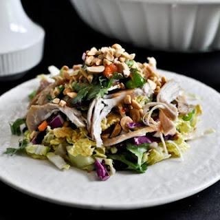 Spicy Thai Chicken Salad Recipes.