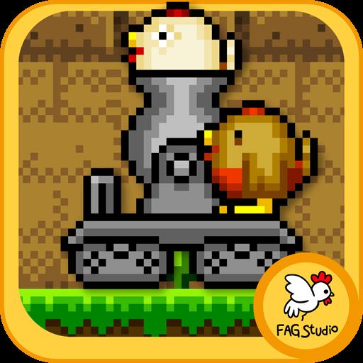 コッコと不思議の塔 ~コケッ!(゚θ゚)鶏球ピンボール!~ LOGO-APP點子