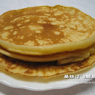 Best Pancakes (Favorite Dessert for Afternoon Tea).