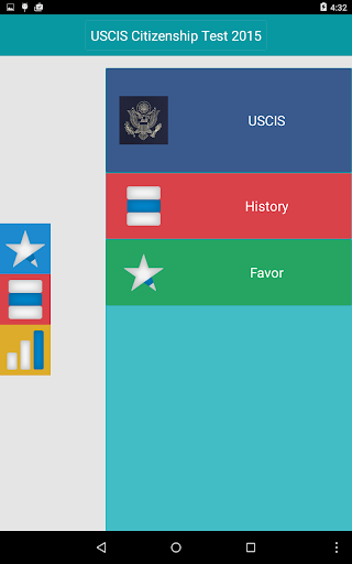 USCIS Citizenship Test 2015