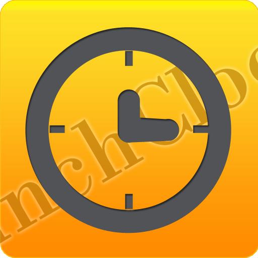 行動刷卡鐘 生產應用 App LOGO-硬是要APP