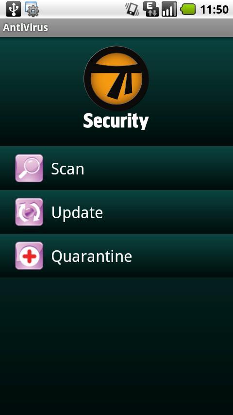 BlackBelt Mobile Security- screenshot