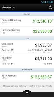 First National Bank Mobile - screenshot thumbnail