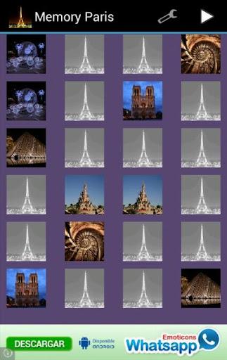 【免費家庭片App】Memory Paris-APP點子