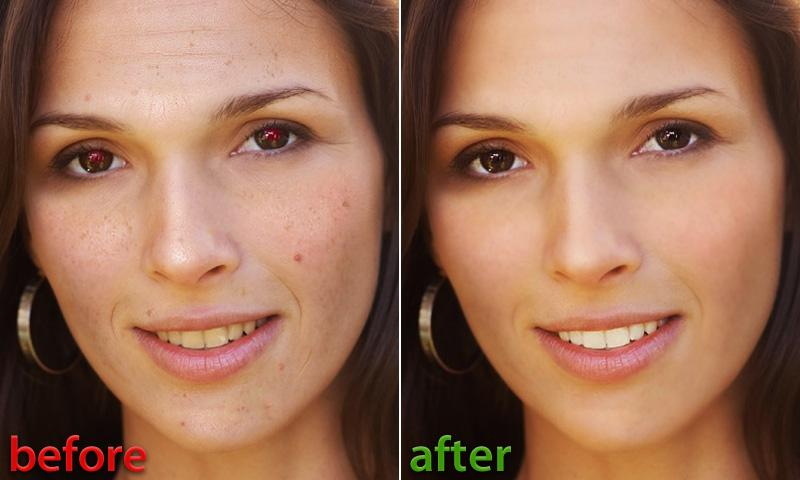 Visage Lab PRO - face retouch - screenshot