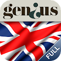 Genius British History Quiz icon