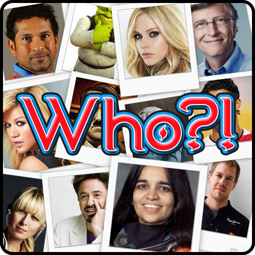 Who am I?! LOGO-APP點子
