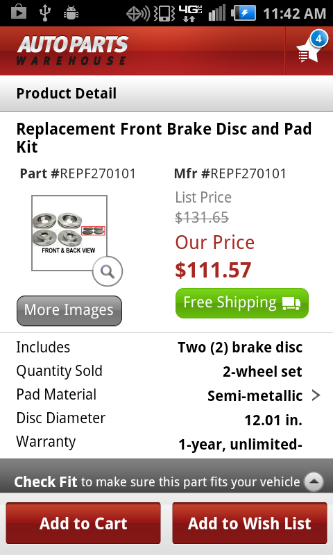 Download Auto Parts Warehouse APK latest version app for android devices