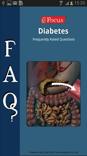 FAQs in Diabetes