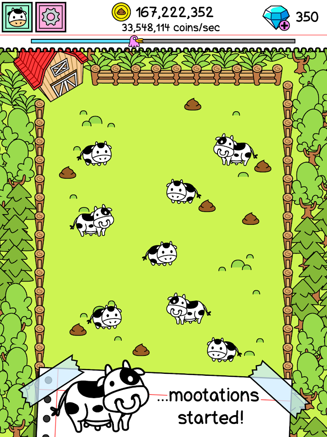 Cow Evolution - Clicker Game - Android Apps on Google Play