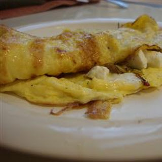 Smooth and Cheesy Omelet