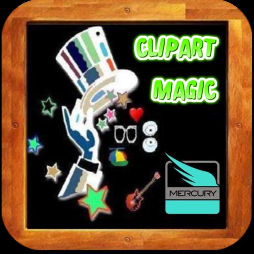 Clipart Magic LOGO-APP點子
