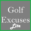 Golf Excuses Lite logo
