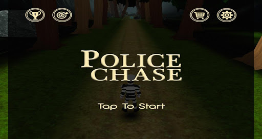 Police Chase Unlimited Runner