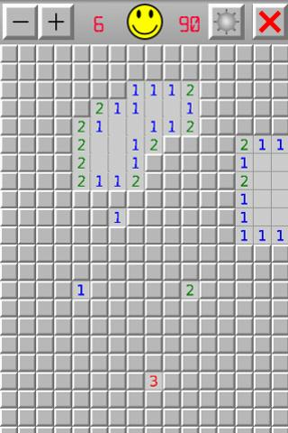MineSweeper- screenshot