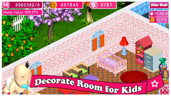 Home Design: Dream House- screenshot thumbnail