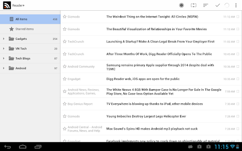 Reader+ | Reader Plus Screenshot
