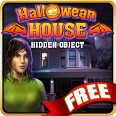 Hidden Object Halloween House