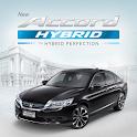 New Honda Accord Hybrid icon