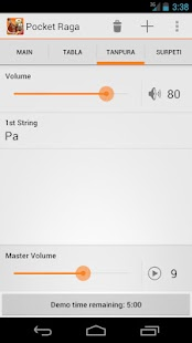 Pocket Raga - Tabla & Tanpura - screenshot thumbnail
