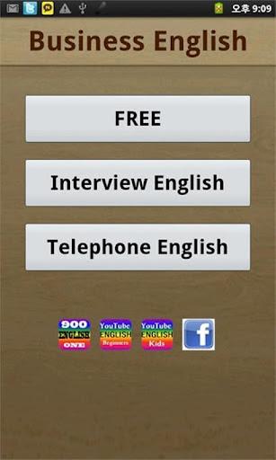 비지니스 영어 Pro