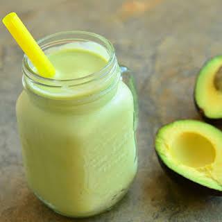 Avocado Milkshake.