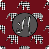 Football Monogram A Live WP