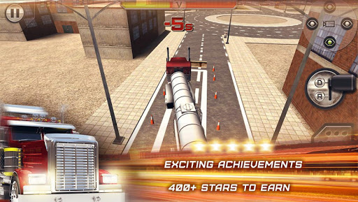 玩免費模擬APP|下載3Dトラック用駐車場シミュレータ app不用錢|硬是要APP