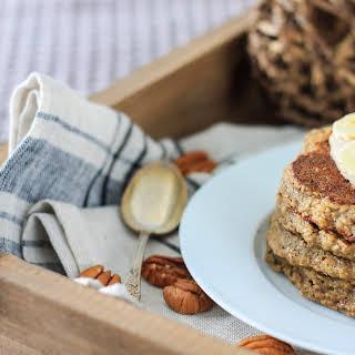 Gluten-Free Healthy Banana Oat Pancake.