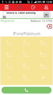 ifonePlatinum - screenshot thumbnail