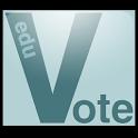 eduVote logo