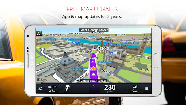 Sygic Taxi Navigation