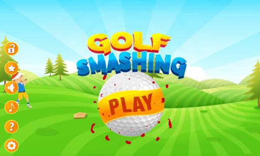 Golf Smashing