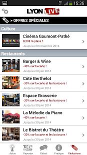 Lyon Live - screenshot thumbnail