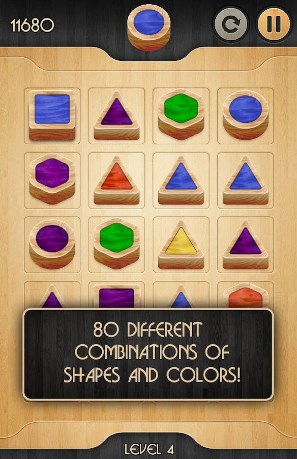 Woodini - wooden blocks puzzle- screenshot