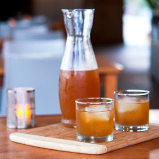 Apple Fennel Punch