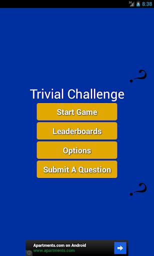 Trivial Challenge