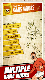 Flick Kick Football - screenshot thumbnail