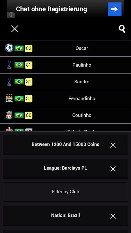 Ultimate Team Trading (Free)- screenshot