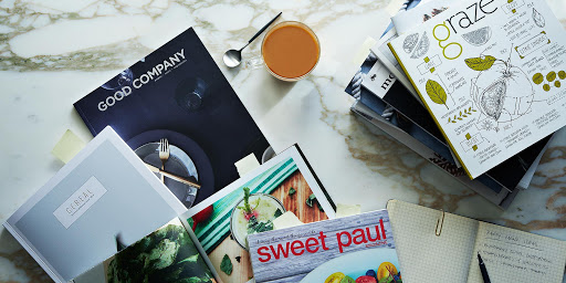 Indie Food Mags
