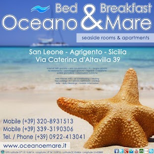Bed & Breakfast Oceano&Mare- screenshot thumbnail