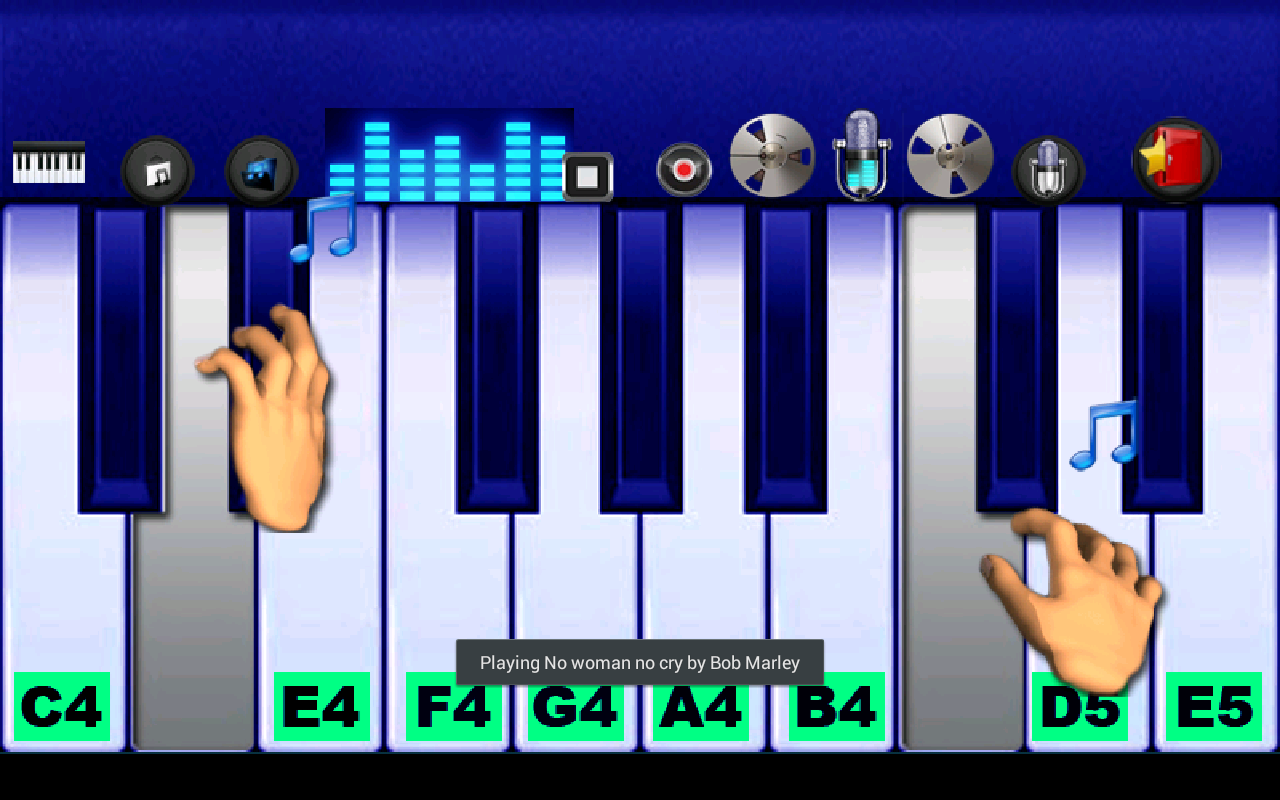 Perfect Piano Pro - screenshot