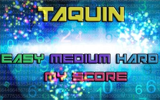 Taquin