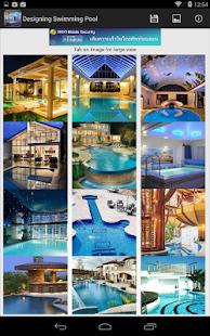 設計游泳池