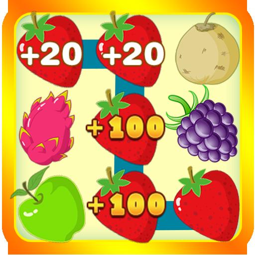 Crazy Fruit LOGO-APP點子