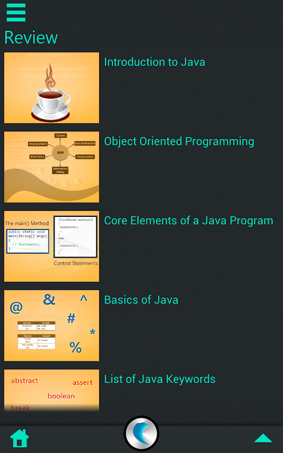 Learn Java Programming - screenshot