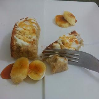 Banana Oat Fruit And Nut Cake