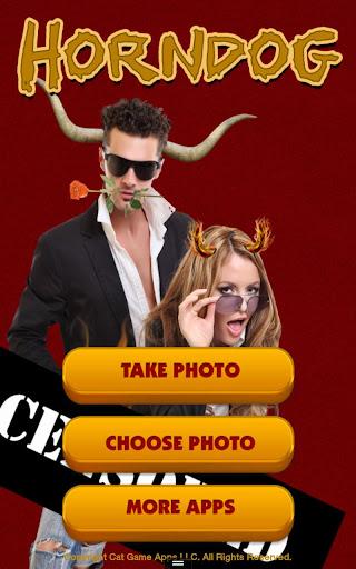 Horndog - Add Horns to Photos